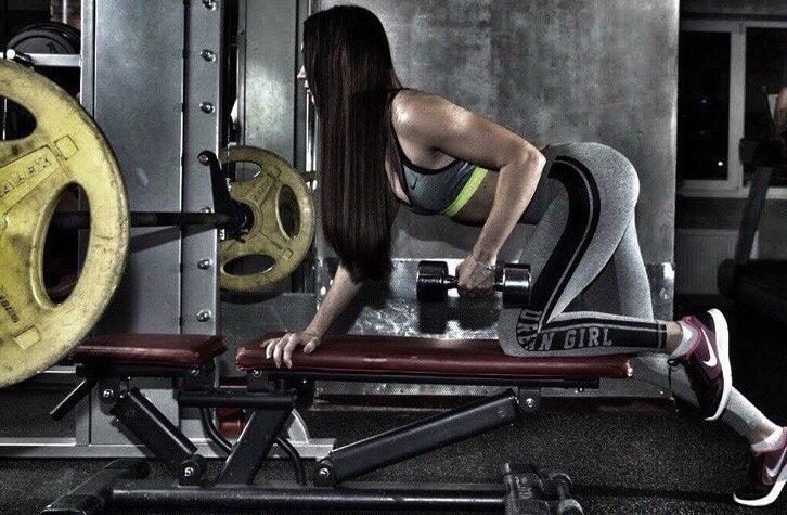 Подготовка к фитнес бикини с нуля за 4 шага